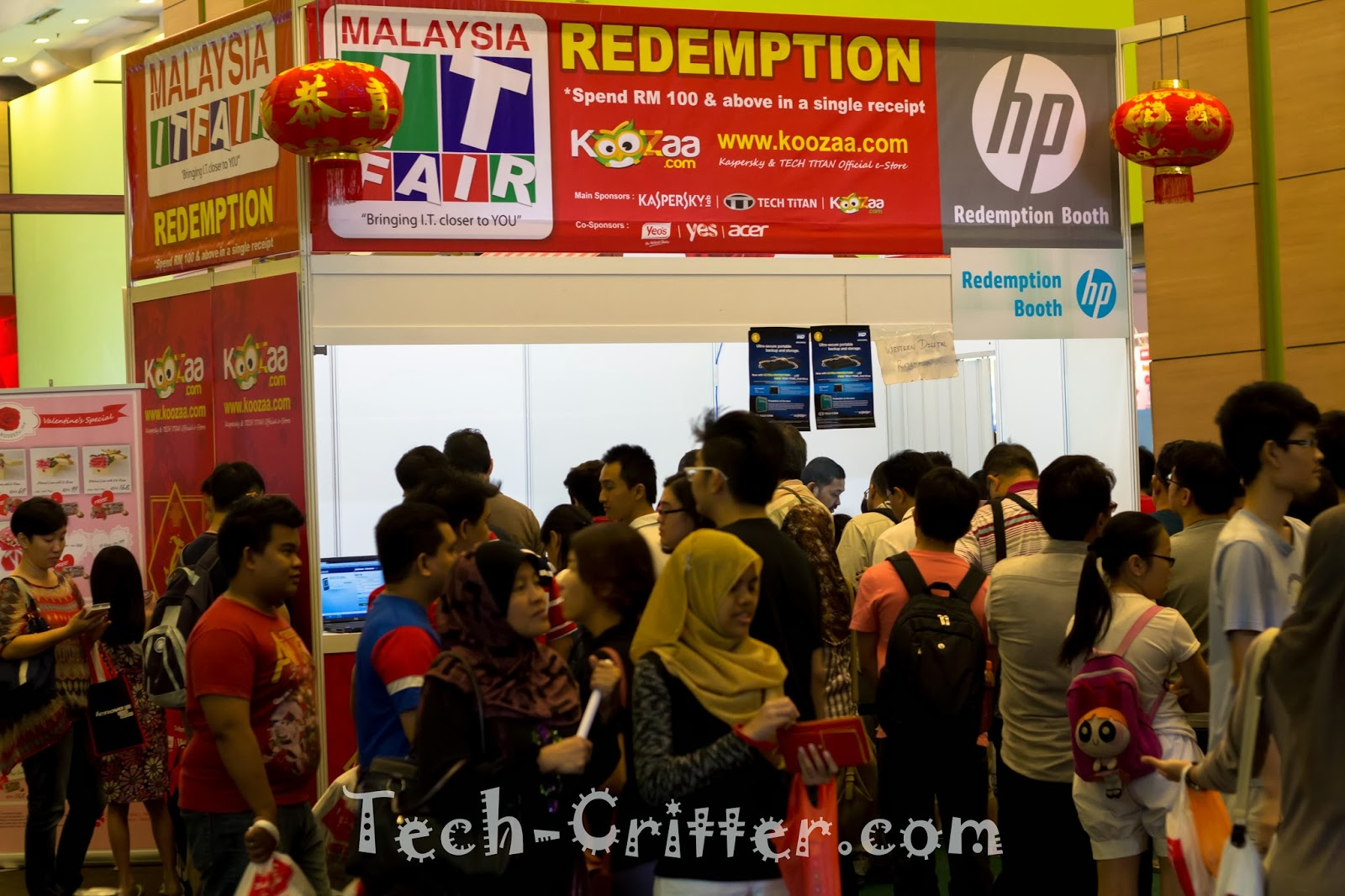 Coverage of the Malaysia IT Fair @ Mid Valley (17 - 19 Jan 2014) 230