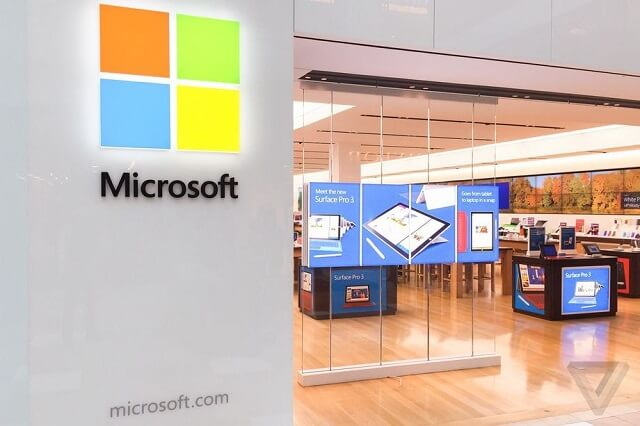 بسبب كورونا.. مايكروسوفت تغلق جميع متاجر البيع بالتجزئة