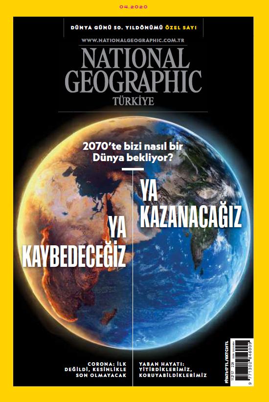 National Geographic Nisan 2020 Dergi indir