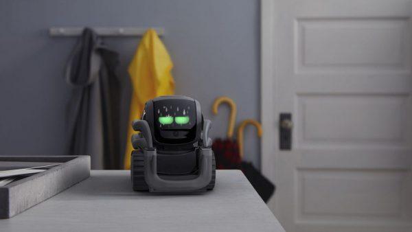 إدماج المساعد الشخصي أليكسا في روبوت Vector