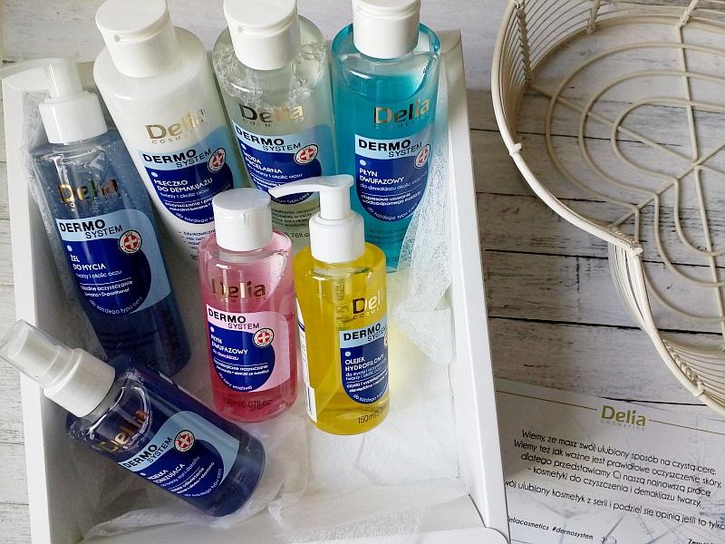 Zestaw kosmetyków do twarzy od Delia Cosmetics, recenzja.