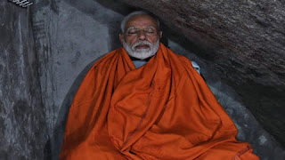 PM Narendra Modi meditates in Rudra cave where you can also meditate by giving such money