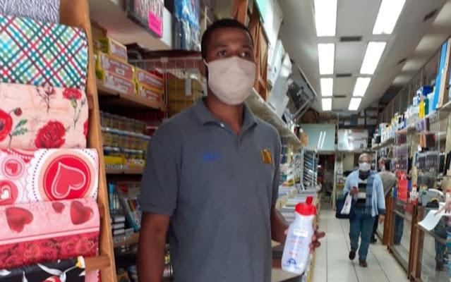 Empresário de Petrópolis redobram medidas de biossegurança