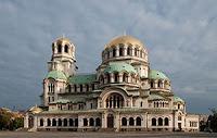 """Православен храм """"Св. Александър Невски"""", София"""