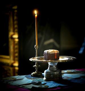 Η Θεία Λειτουργία των Προηγιασμένων Δώρων
