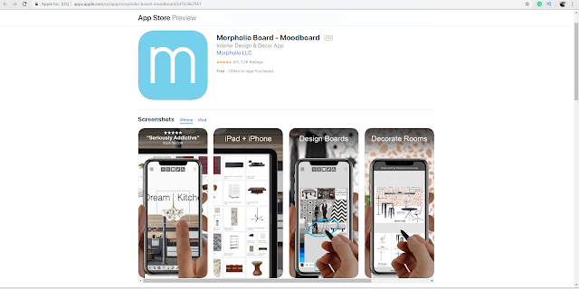 moodbaord app