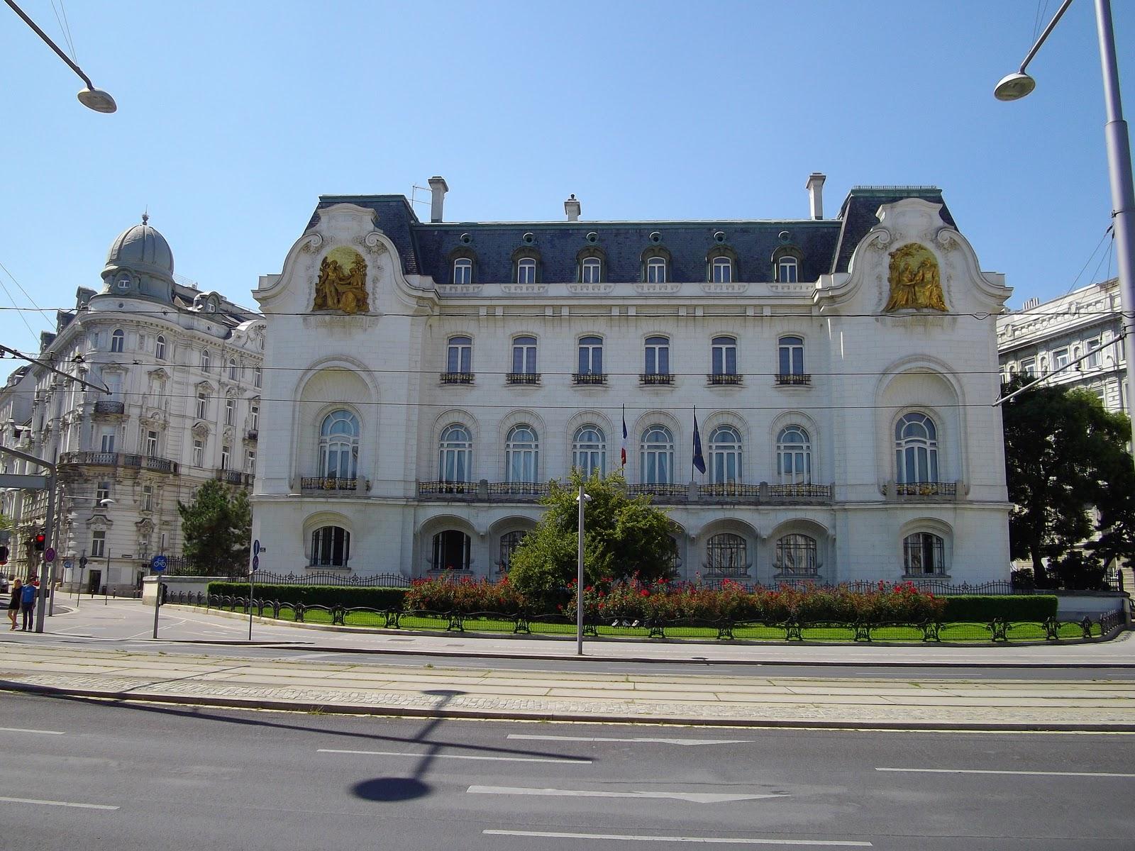 Embajada de Francia en Austria
