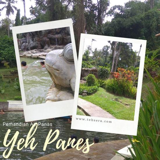 explore wisata tabanan: pemandian air panas yeh panes penatahan