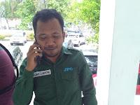 Kenapa Risih?, Ketua Komisi II DPRD Lamsel Usir Wartawan saat Liput Anggaran DPPMPTSP