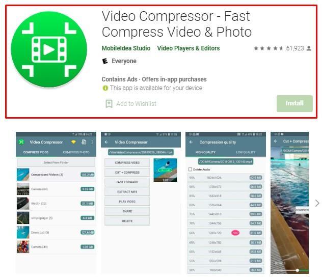 Cara Kompres Video di HP Android dengan Mudah