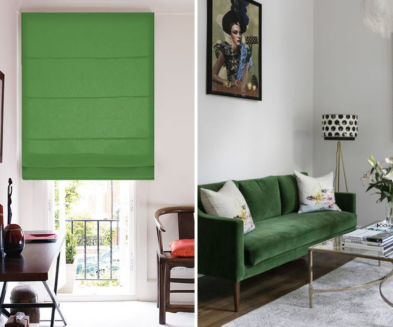 5 ways to introduce pantone colour of the year into your home.