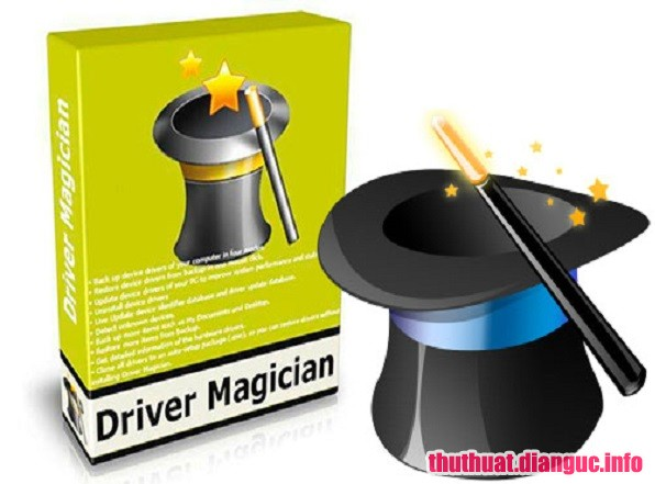 tie-smallDownload Driver Magician 5.2 Full Cr@ck – Phần mềm cập nhật Driver windows