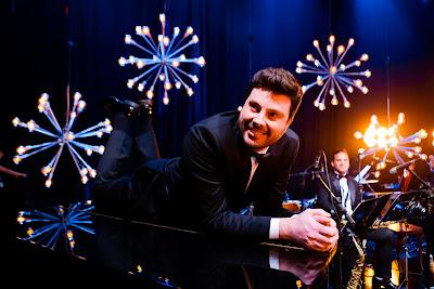 Danilo durante a premiação (Crédito: Gabriel Cardoso/SBT)