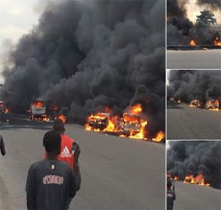 Otedola tanker explosion: Three of nine bodies released so far to families