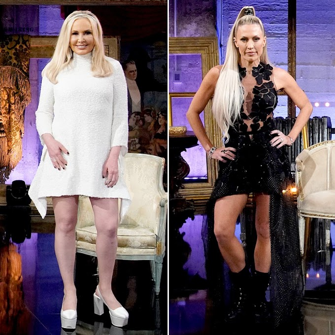 Shannon Beador Accuses Braunwyn Windham-Burke Of Offering Her Teenage Daughter Drugs!