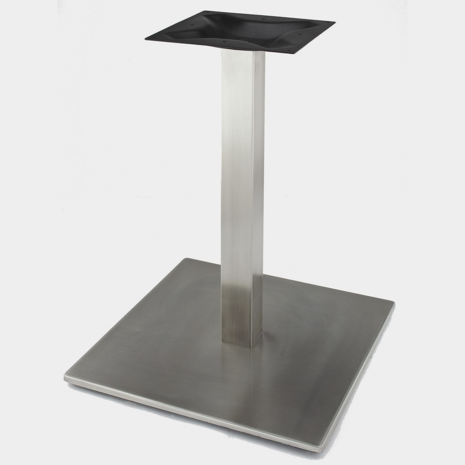 stainless steel chair legs company table