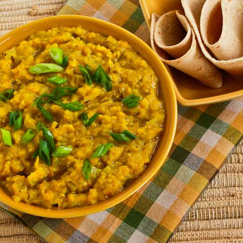 Kalyn's Kitchen®: Recipe for Indian-Style Red Lentils with ... - photo#5