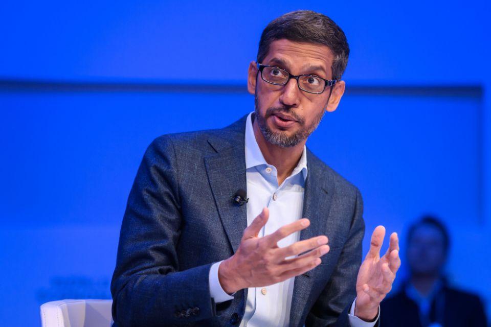 Social e disinformazione, la testimonianza del CEO di Google alla Camera USA