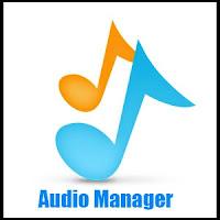 Audio Manager Hide it Pro APK Logo