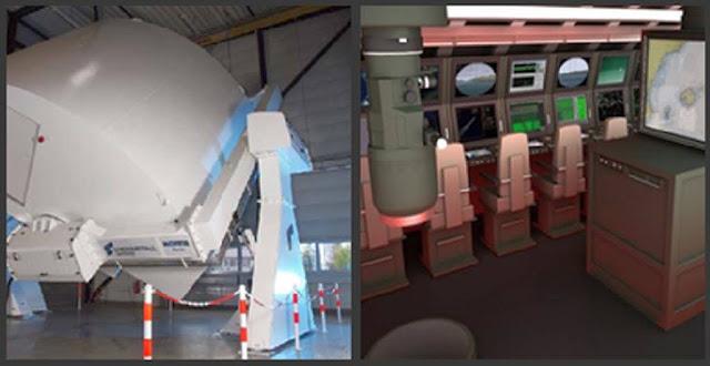 Simuladores del S-80 (AE).