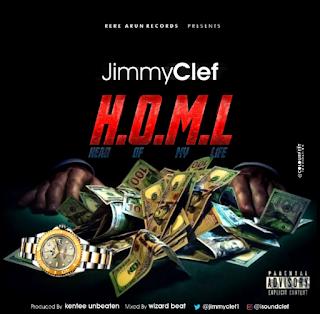 MUSIC: Jimmyclef – H.O.M.L (Head of my Life)
