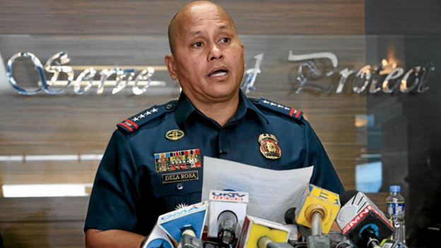 Bato says he is the richest cop in PH