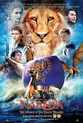 The Chronicles Of Narnia – The Voyage Of The Dawn Treader 2010 Dual Audio Hindi 720p BluRay 950mb
