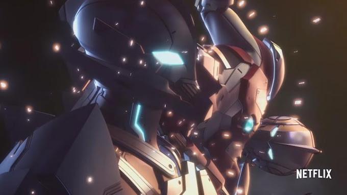 Cuplikan Anime Ultraman Netflix, Shinjiro Berubah Menjadi Ultraman