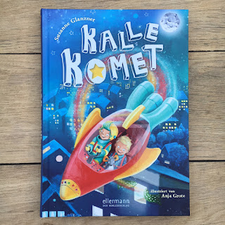 Vorlesebuch Kalle Komet