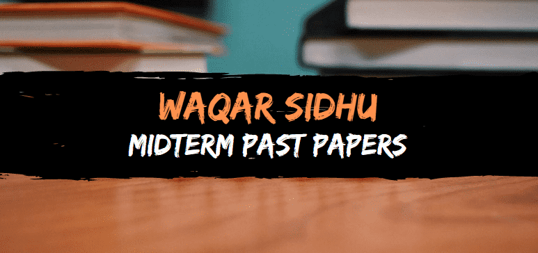 waqar midterm