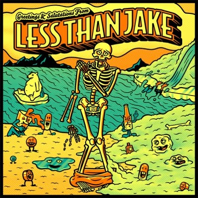 <center>Less Than Jake - Greetings And Salutations (2012)</center>
