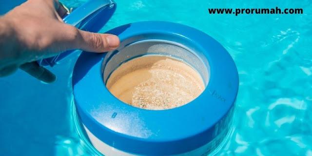 Menambahkan Water Cleaner