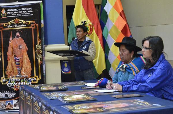 Ch'utillos 2016 convoca a visitar Potosí y celebrar a Bartolomé