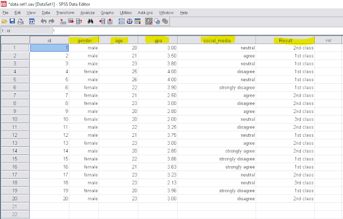 Univariate analysis  how to analyze data using spss (part-9)