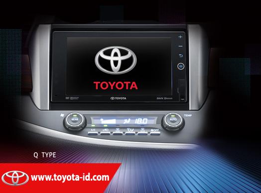Cara Pengoperasian Audio All New Kijang Innova Toyota Yaris Trd Philippines Perbedaan Fitur Unit G V Dan Q Dengan Terlengkap Untuk Mengoperasikan Beberapa Seperti Internet Dlna Miracash Hdmi Mirrolink