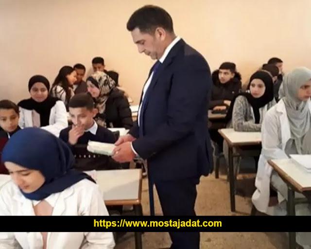أمزازي يتوقع إستفادة 8 مليون و46 ألف تلميذة وتلميذ من المنظومة التربوية الموسم الدراسي المقبل