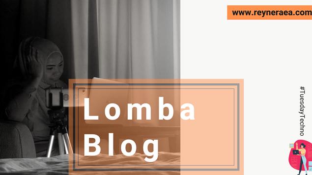 Alasan Mengapa Jarang Ikut Lomba Blog