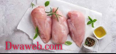 أكل الدجاج يمد الجسم بنسبة جيدة من الكولاجين