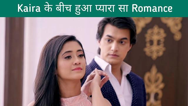 ROMANCE: Kartik Naira's extended romance amid Dadi's birthday bash in Yeh Rishta Kya Kehlata Hai