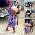 16º BPM distribui cestas básicas no aniversário de Serrinha