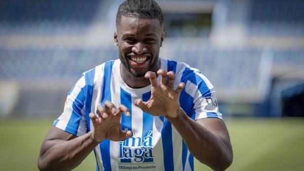 """Sekou - Málaga -: """"Espero celebrar muchos goles en este estadio"""""""