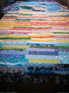 ProsperityStuff Weather Quilt 2017