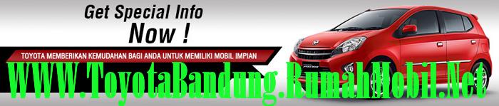Daftar Harga Toyota Agya OTR Bandung