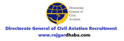 Directorate General of Civil Aviation Jobs