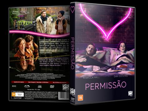 Permissão DVD Capa