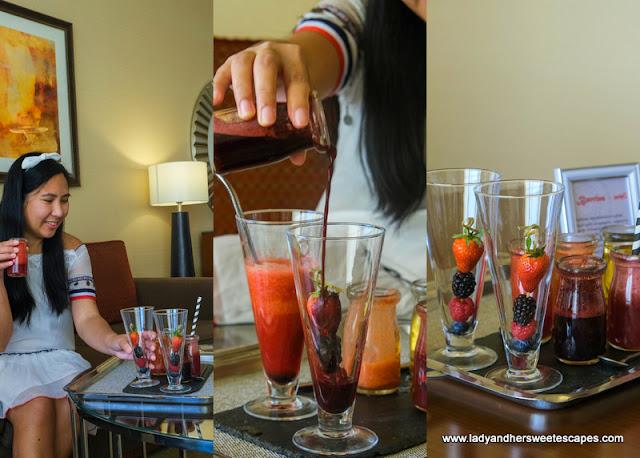 in-room dining at Swissotel Al Ghurair Dubai