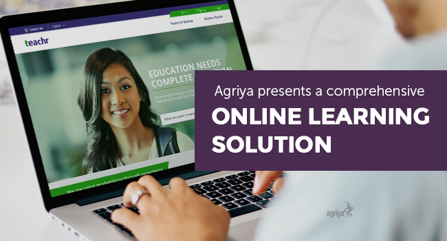 Agriya Presents A Comprehensive Online Learning Solution