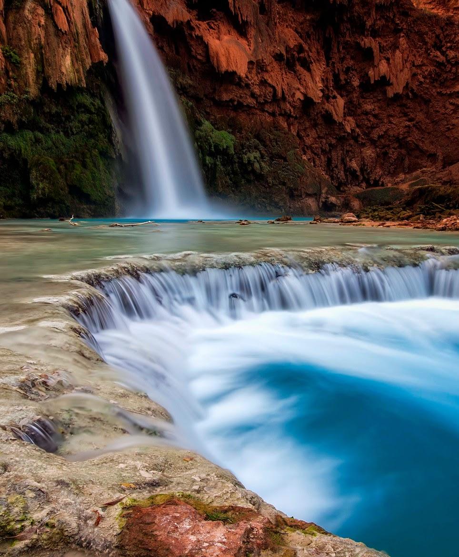 Arizona Gold Swimming: Imagenes Cascadas