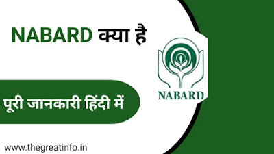 NABARD full form in hindi