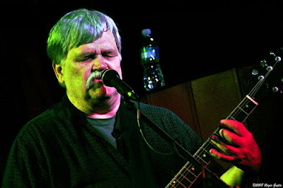 Col. Bruce Hampton 2008 photo by Roger Gupta